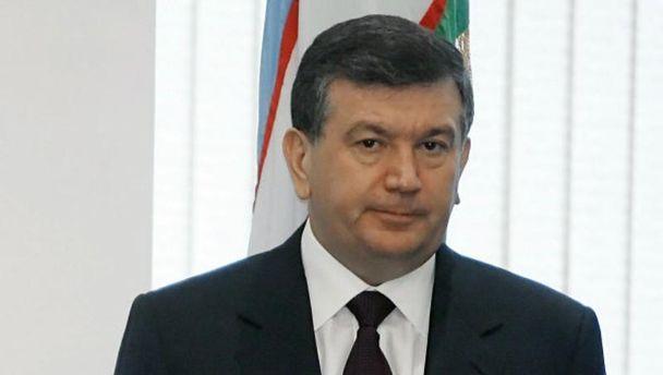 Шавкат Мірзієєв