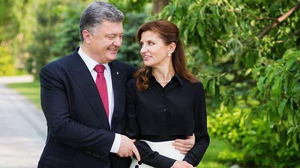 «Ясамый счастливый мужчина»: нежное фото Порошенко с женой взорвало соцсети