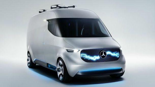 Новий концепт від Mercedes