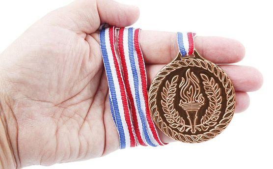 Бронзова медаль