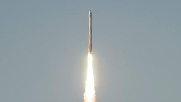 Ракета понесла оборудования на астероид Бенну