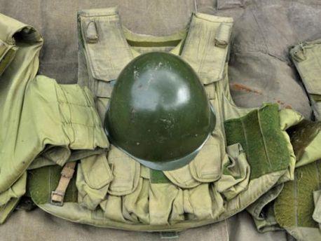Бронежилеты и шлемы