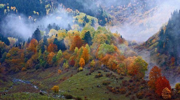 Відпочинок восени