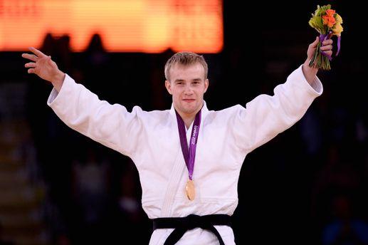 Дмитрий Соловей побеждал в Лондоне