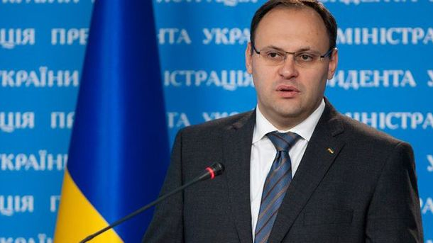 Каськив не желает возвращаться в Украину