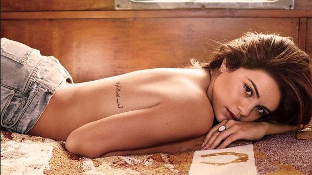Селена Гомес теж потрпила в список красунь GQ