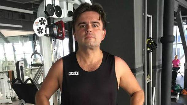 Маркиян Лубкивский сбросил 26 кг