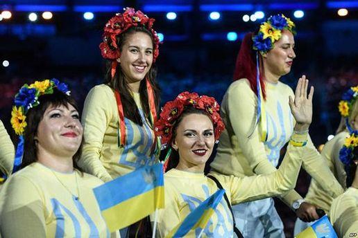 Паралімпійська збірна України-2016