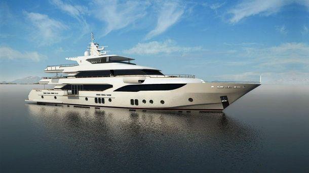 Яхта Majesty від Gulf Craft