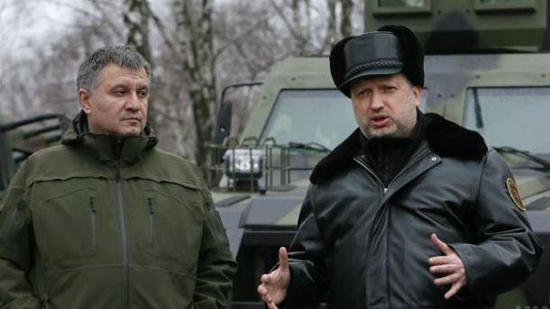 Ходять чутки, що Авакова можуть замінити Турчиновим