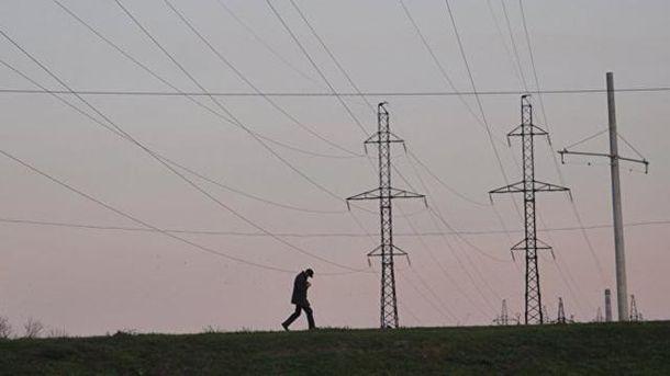 Крымчанам следует готовиться к перебоям с электроснабжением