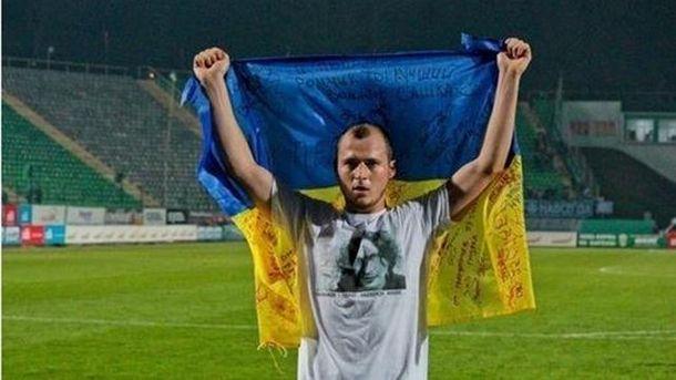 Роман Зозуля с начала войны в Донбассе поддерживает украинскую армию