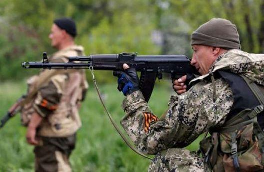 Украинские бойцы понесли потери