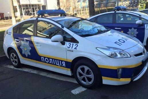 Поліцейський автомобіль