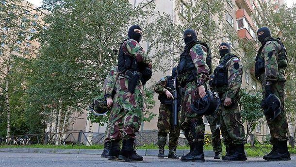 Российские спецслужбисты
