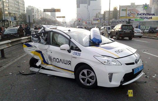 Авто поліції