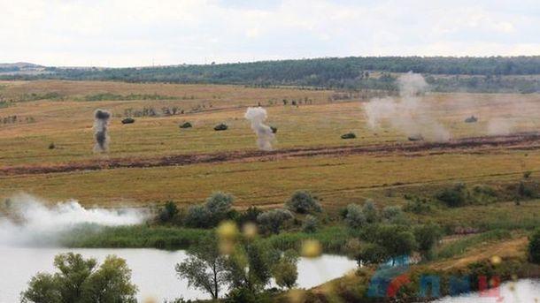 Терористи вже неодноразово тренувались форсувати річки