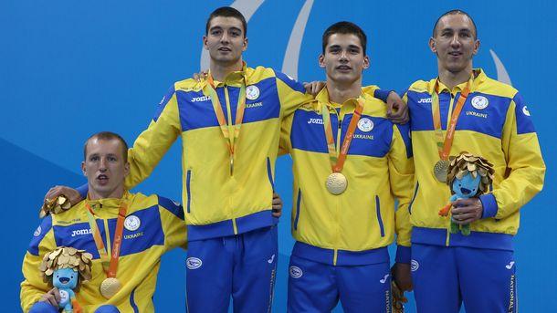 Мужская сборная по плаванию