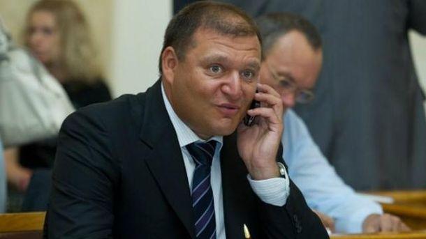 Добкин прокомментировал попытку обыска вдоме, где проживает его семья