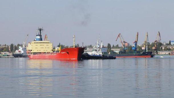 У Миколаївському порту проводять обшуки