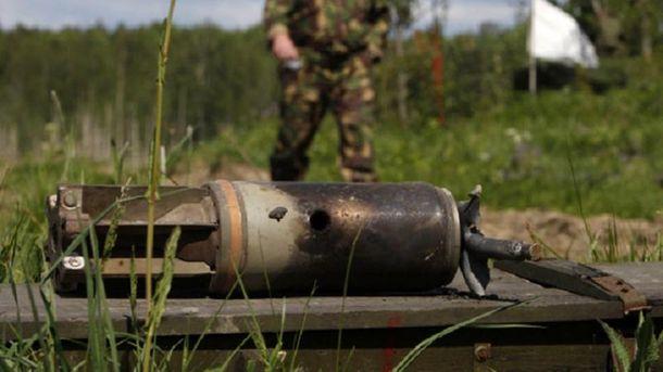 Военный украл боеприпасы