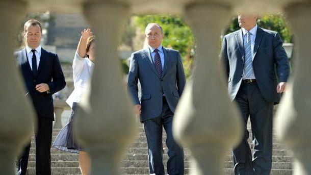 Путін знову в Криму