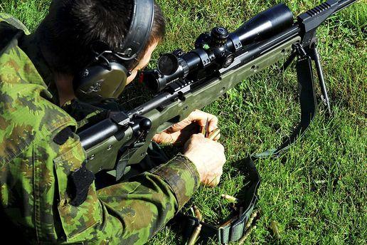Боевики избивали изстрелкового оружия, аукраинские воины тренировали десантирования. Дайджест АТО