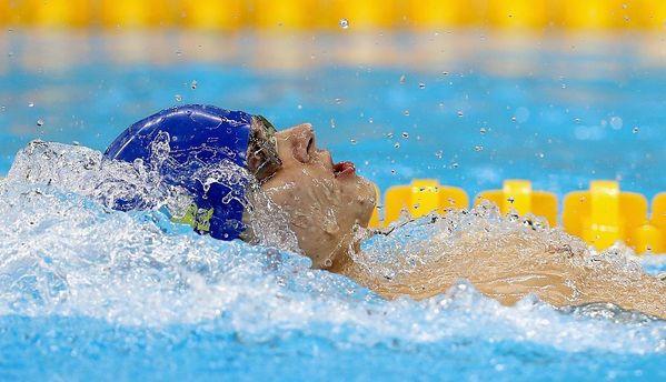 Полтавский пловец Евгений Богодайко завоевал 2-ое «золото» наПаралимпиаде 2016