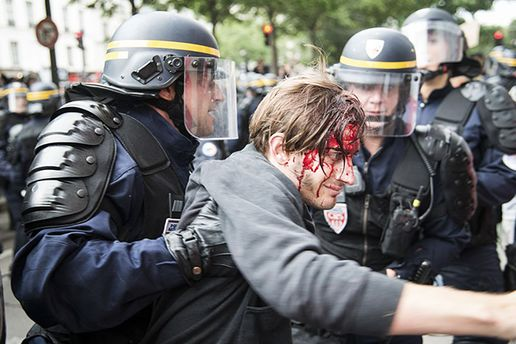 Протести у Франції
