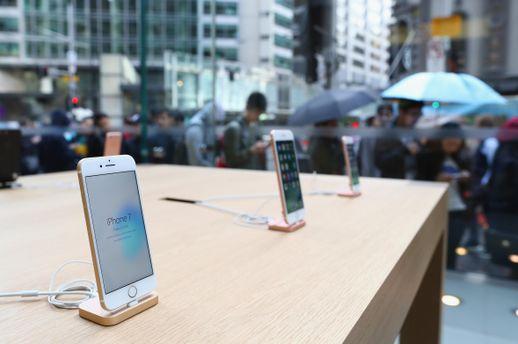 IPhone 7: вГрузии уже можно приобрести долгожданный смартфон