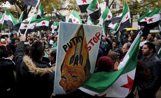 Сирийские повстанцы знают, кто агрессор