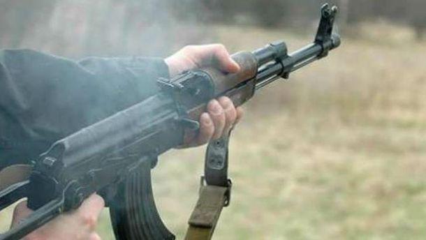 Злоумышленники использовали автоматическое оружие