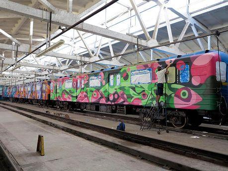 Оновлений потяг
