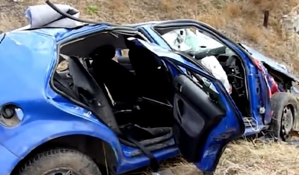 Авто з військовими РФ потрапило в ДТП у Вірменії
