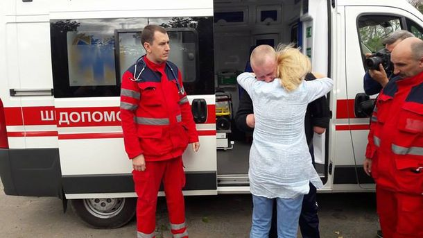 Володимир Жемчугов нарешті повернувся додому