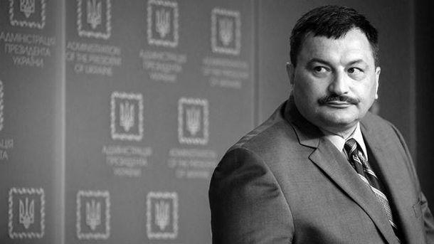 Умер замглавы администрации Порошенко Андрей Таранов
