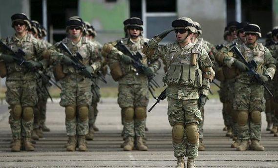 Війська НАТО