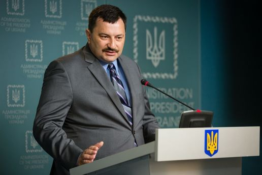 Заступник голови Адміністрації Президента Андрій Таранов