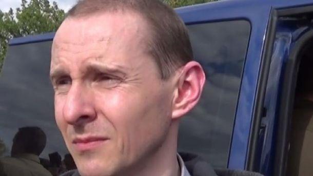 Евгений Косяк предал присягу на верность Украине