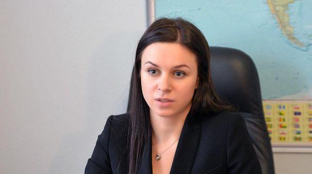 Наталія Кацер-Бучковська.