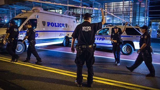 Полиция Нью-Йорка работает в усиленном режиме