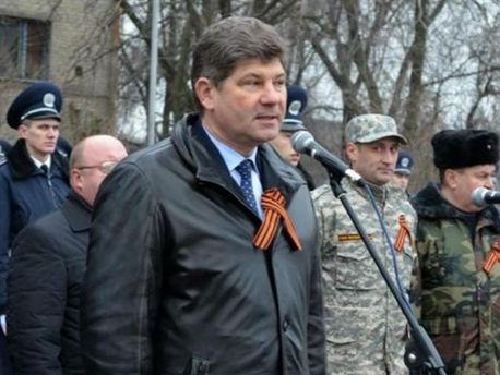 Экс-мэр Луганска Сергей Кравченко