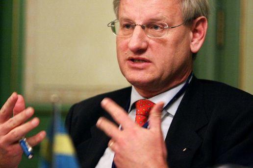 Дипломат, колишній міністр закордонних справ Швеції Карл Більдт