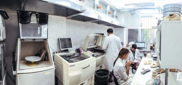Первая фабрика 3D-печати