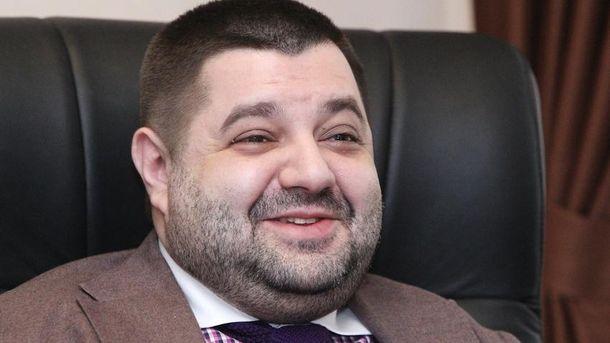 Нардеп фракции БПП Александр Грановский
