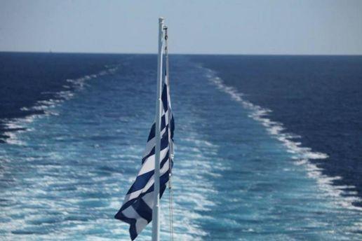 паромы между Украиной и Грецией