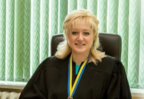 Судья Ирина Волоско