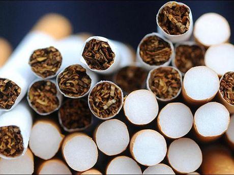 тютюнові вироби