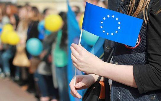Прапорець ЄС