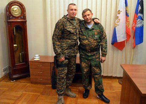Жилин и Захарченко